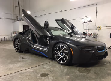Protect your car or truck with our ultimate detail and get your interior fully deep clean and sanitized and exterior ceramic coated for years of protection