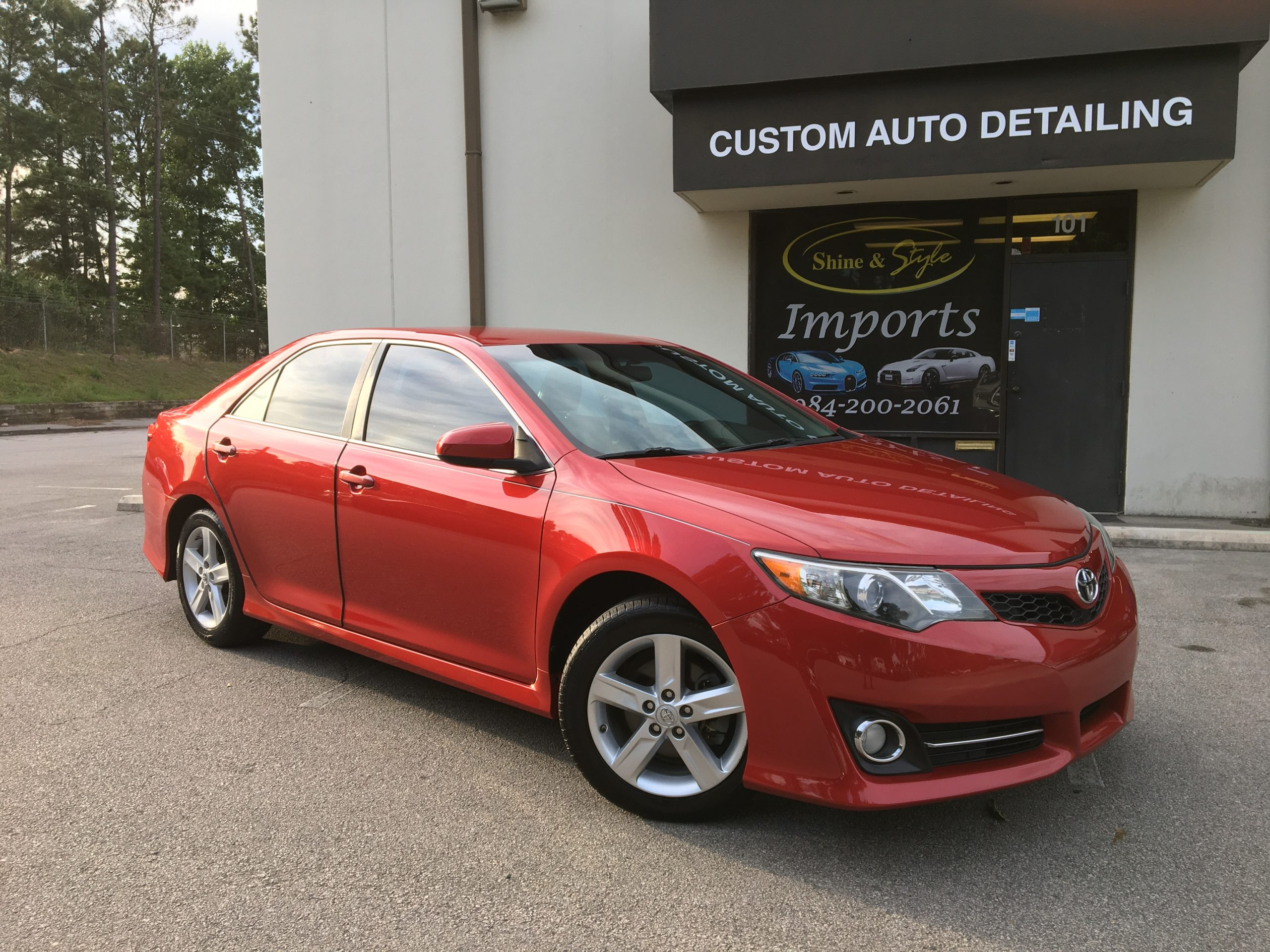 Toyota Camry for sale in Raleigh NC