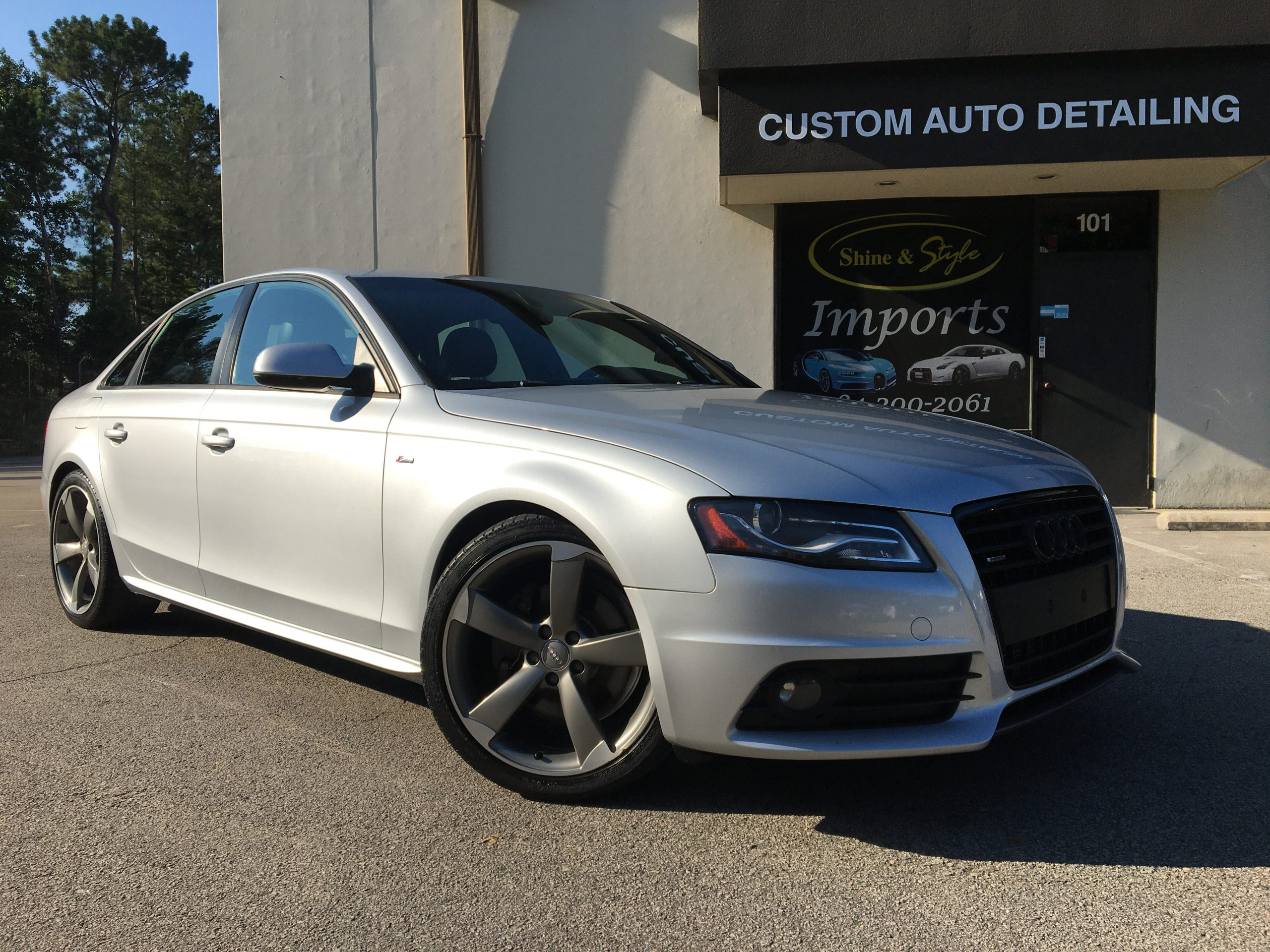 Audi A4 Prestige for sale Raleigh